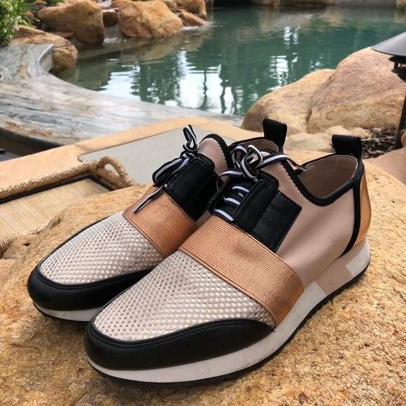 a0f6b8504e5 Steve Madden ROSE gold antics sneakers 👟 todie4
